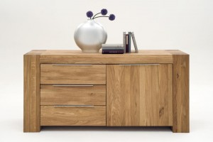 Giant sideboard 1 door 3 drawers