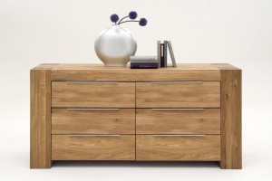 Giant sideboard 6 drawers